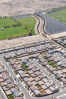 New Desert Housing estate - p1048m1069300 by Mark Wagner