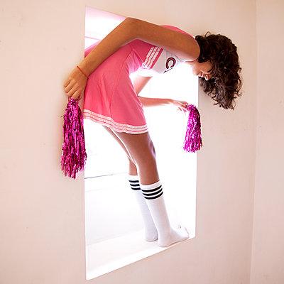 Cheerleader - p1105m2128785 by Virginie Plauchut