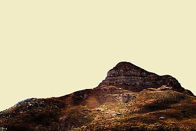 Mountain - p1089m855318 by Frank Swertz