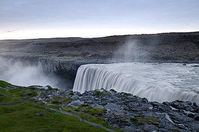 Dettifoss Wasserfall - p4700257 von Ingrid Michel
