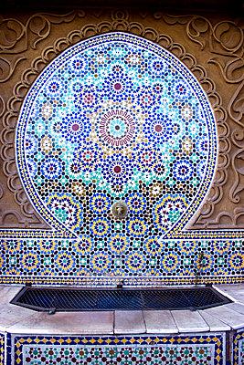 Mosaic tiles - p754m658087 by Valea Diller-El Khazrajy