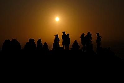 Portugal, Algarve, CabodeSaoVincente, southwestern mostpoint of Europe - p300m2144179 by Michael Reusse (alt)
