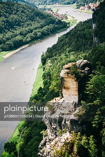 Saxon Switzerland - p1085m1105034 by David Carreno Hansen
