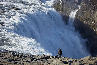 Dettifoss, Europas leistungsstärkster Wasserfall - p1314m1189955 von Dominik Reipka