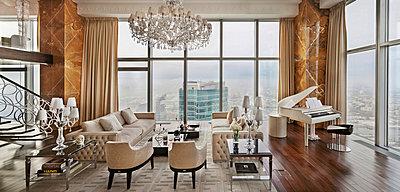 Exklusives Penthouse in der 71. Etage - p390m973195 von Frank Herfort