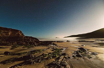 Spain, Galicia, Ferrol, Playa de Ponzos - p300m1176121 by Ramon Espelt