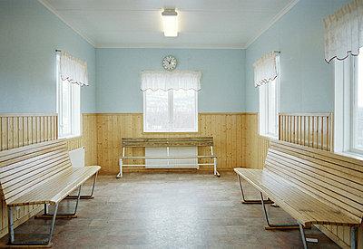 overgiven vantsal med bankar - p3487130 by Matti Ostling
