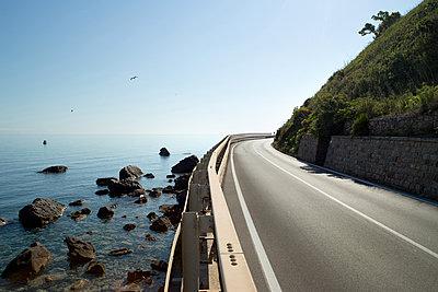 Italien Straße I - p1217m1170172 von Andreas Koslowski
