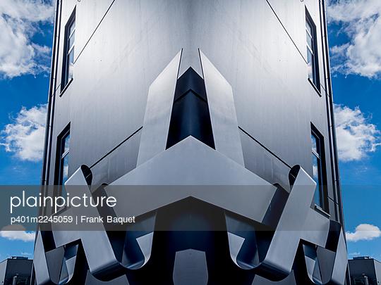 Moderne Architektur - p401m2245059 von Frank Baquet