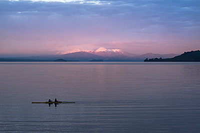 Lake Taupo - p1369m1496111 by Chris Hooton