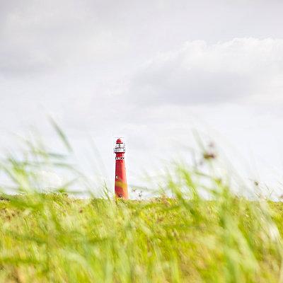 Lighthouse - p606m890808 by Iris Friedrich