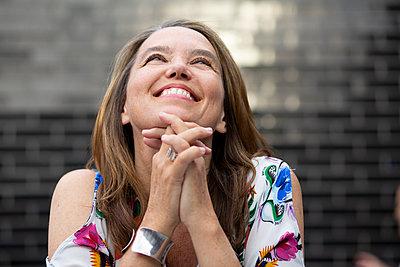 Freude - p1367m2004876 von Teresa Walton