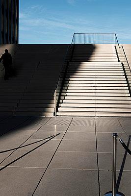 Im Düsseldorfer Medienhafen - p1340m2064170 von Christoph Lodewick