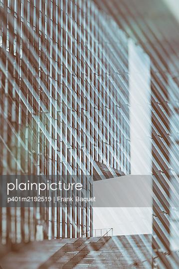 Moderne Architektur - p401m2192519 von Frank Baquet