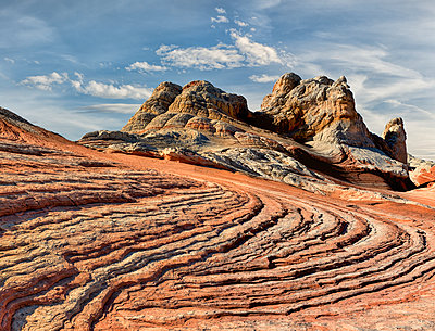 Vermilion Cliffs National Monument, White Pocket; Utah, United States of America - p442m2058094 by Its About Light