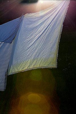 Wäsche - p4410532 von Maria Dorner