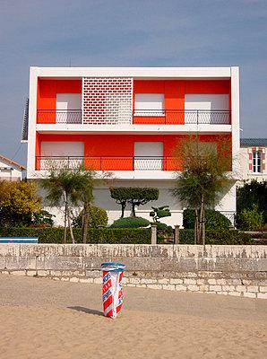 Haus am Strand - p9791064 von Holger Gruss