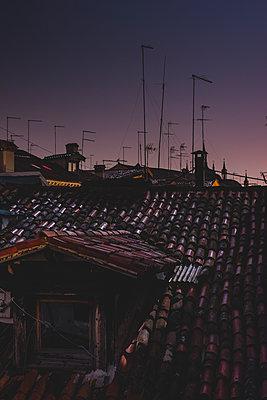 Über den Dächern von Venedig I - p1493m1584757 von Alexander Mertsch