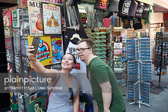 NYC besuchen - p1164m1111523 von Uwe Schinkel