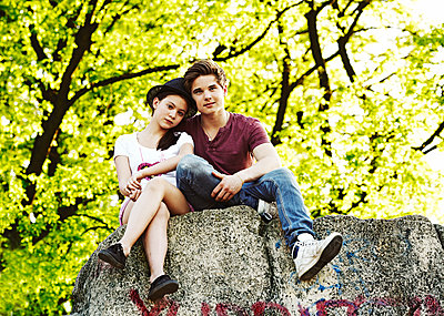 Teens - p1015m1441928 von Nino Gehrig