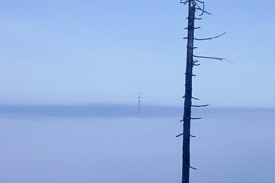 Inversionswetterlage - p4170027 von Pat Meise