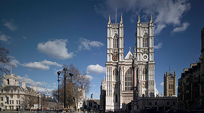 Westminster Abbey, Westminster, London. exterior - p8550441 by Richard Bryant