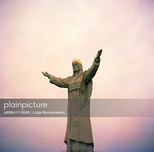 Blessing - p858m1119245 by Lucja Romanowska