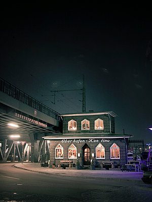 Oberhafenkantine Hamburg - p1282m1105096 von Stefano Boragno