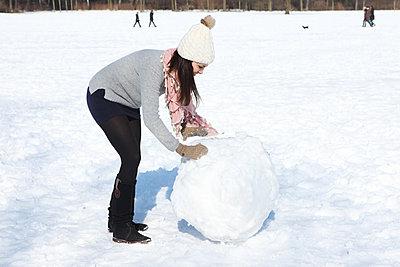 Winter - p045m778708 by Jasmin Sander