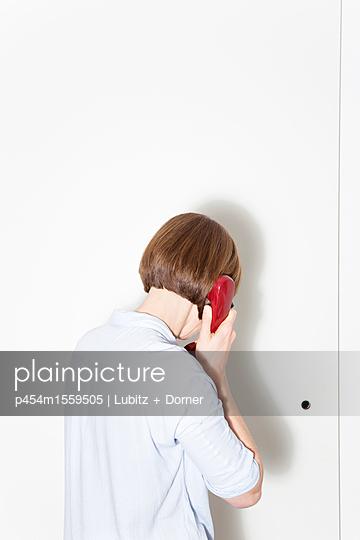 Ich höre - p454m1559505 von Lubitz + Dorner
