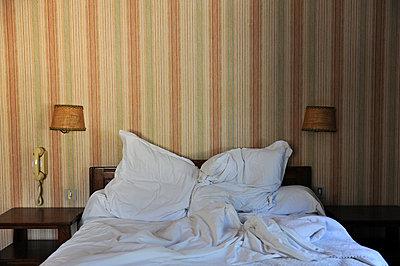 Hotelzimmer - p1468m1528581 von Philippe Leroux