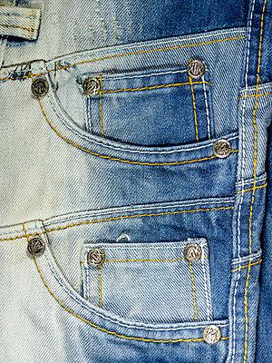 Jeans mit Taschen - p401m2231669 von Frank Baquet
