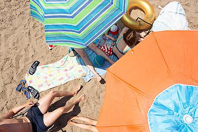 At the beach - p454m2142208 by Lubitz + Dorner