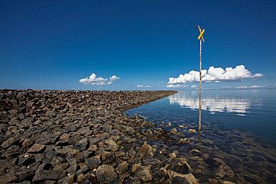 Gutes Wetter an der Küste - p4880353 von Bias