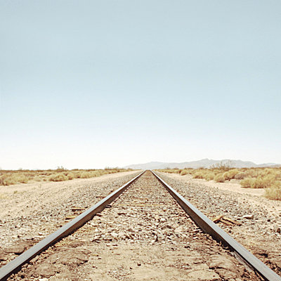 railway lines - p5679412 by Claire Dorn