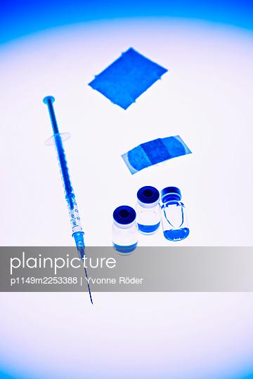 Impfung - p1149m2253388 von Yvonne Röder