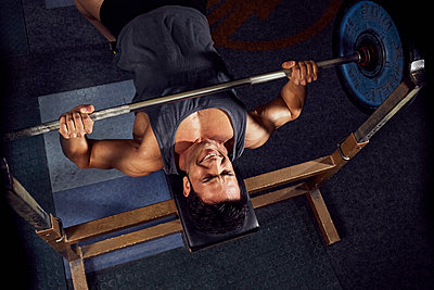 Bodybuilding - p1200m1161352 von Carsten Görling