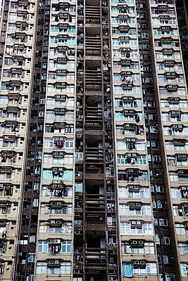 Hong Kong Council Flats - p664m1502313 by Yom Lam