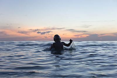 Urlaub am Meer - p1308m1539536 von felice douglas