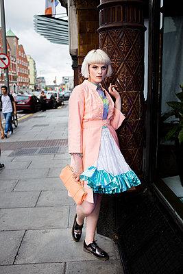Fashion in Cork - p1479m2181832 von Helio Léon