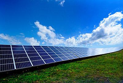 Solar panel - p813m815834 by B.Jaubert
