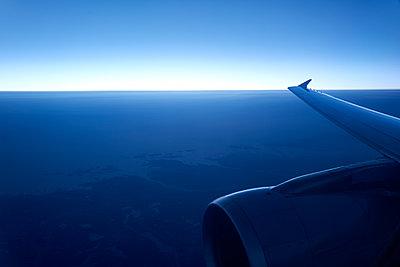 Air trip - p1203m1189820 by Bernd Schumacher