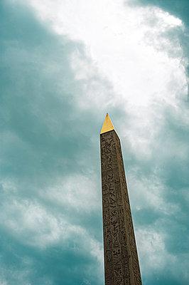 Obelisk von Luxor - p1609m2183985 von Katrin Wolfmeier