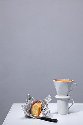 Kaffee und Kuchen - p237m886635 von Thordis Rüggeberg