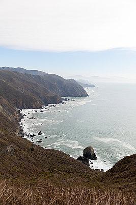 Kalifornische Küste - p756m989566 von Bénédicte Lassalle