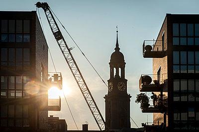 Hamburg - p229m1589585 von Martin Langer