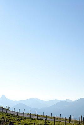 Wanderweg in den Alpen - p4541716 von Lubitz + Dorner