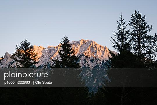 Deutschland, Bayern, Karwendel Gebirge - p1600m2229831 von Ole Spata