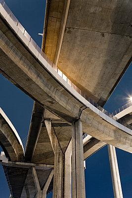 Brücke in Bangkok - p1032m1220668 von Fuercho