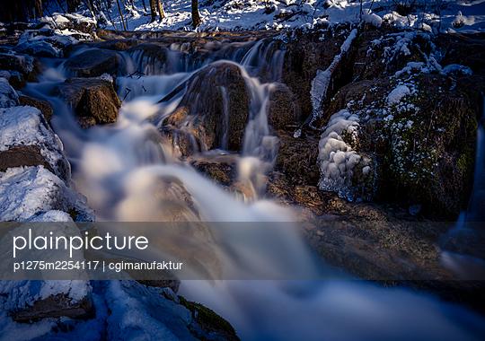 Germany, Bavaria, Lillach Spring - p1275m2254117 by cgimanufaktur